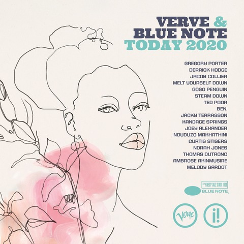 Verve & Blue Note Today 2020 by Various Artists - CD - shop now at JazzEcho store