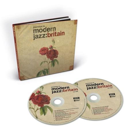 √Journeys In Modern Jazz: Great Britain (2CD) von Various Artists - 2CD jetzt im JazzEcho Shop