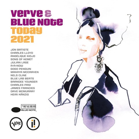Verve & Blue Note Today 2021 by Various Artists - CD - shop now at JazzEcho store