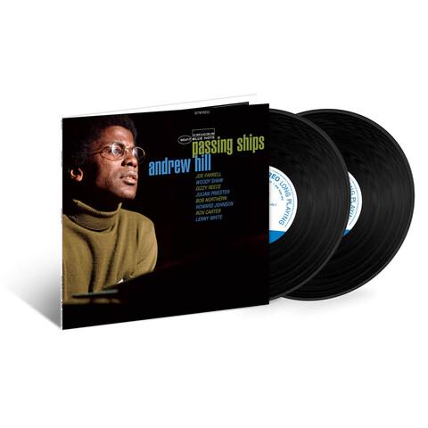 √Passing Ships (Tone Poet Vinyl) von Andrew Hill - 2LP jetzt im JazzEcho Shop