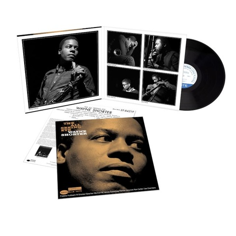The All Seeing Eye by Wayne Shorter - lp - shop now at JazzEcho store