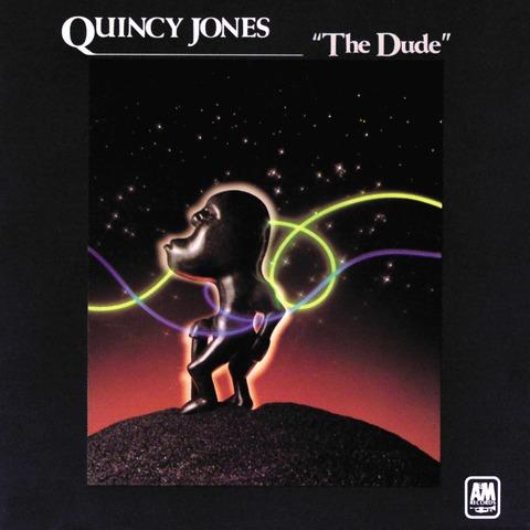√The Dude (Black Vinyl) von Quincy Jones - lp jetzt im JazzEcho Shop
