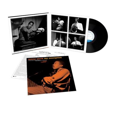 My Conception (Tone Poet Vinyl) by Sonny Clark - lp - shop now at JazzEcho store
