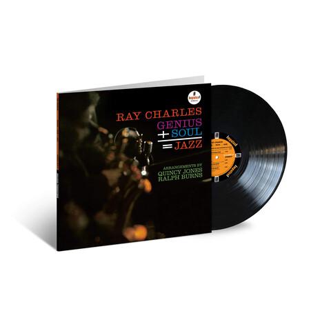 √Genius + Soul = Jazz (Acoustic Sounds) von Ray Charles - lp jetzt im JazzEcho Shop