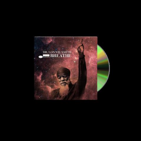 √Breathe von Dr. Lonnie Smith - cd jetzt im JazzEcho Shop