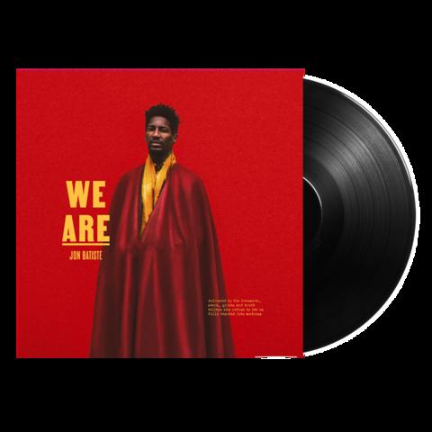 √We Are (LP) von Jon Batiste - LP jetzt im JazzEcho Shop