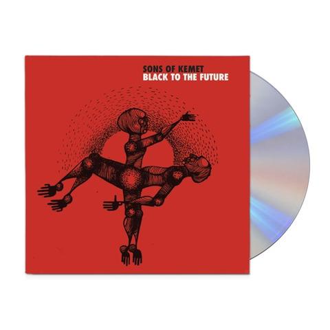 √Black To The Future von Sons Of Kemet - CD jetzt im JazzEcho Shop