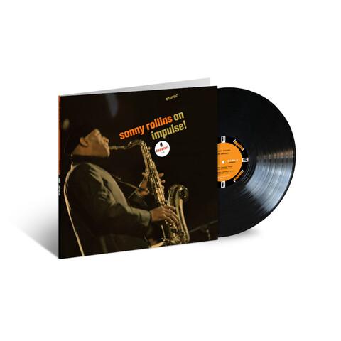 √On Impulse! (Acoustic Sounds) von Sonny Rollins - lp jetzt im JazzEcho Shop