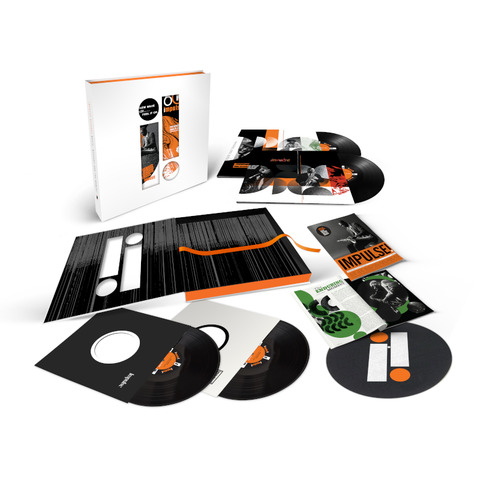 √Impulse Records: Music,Message And The Moment (4LP Boxset) von Various Artists - Box set jetzt im JazzEcho Shop