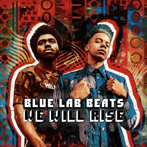 √We Will Rise (Vinyl) von Blue Lab Beats - lp jetzt im JazzEcho Shop