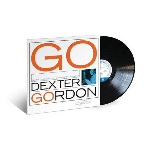 √GO! von Dexter Gordon - lp jetzt im JazzEcho Shop