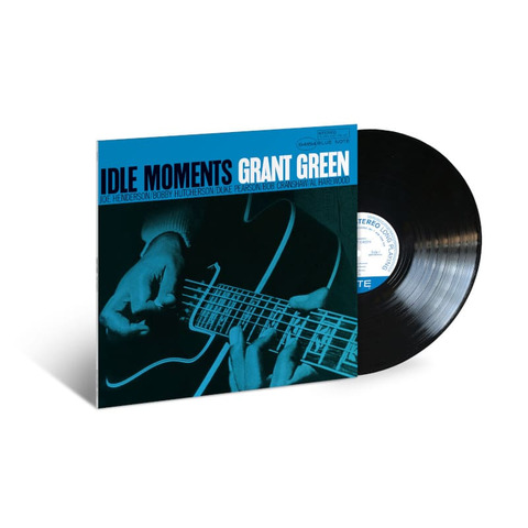Idle Moments by Grant Green - lp - shop now at JazzEcho store