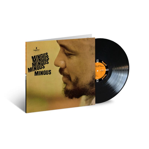 Mingus Mingus Mingus Mingus Mingus (Acoustic Sounds) by Charles Mingus - lp - shop now at JazzEcho store