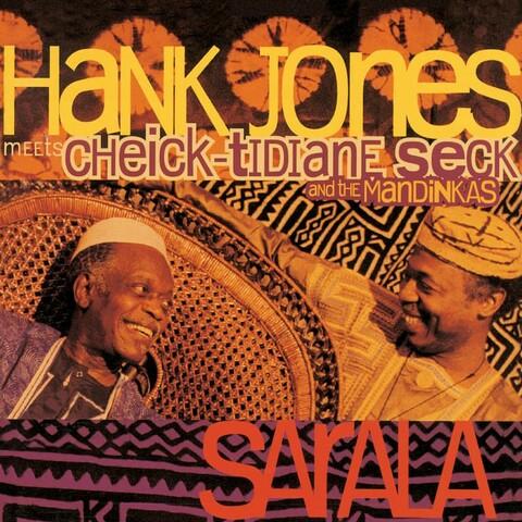 √Sarala von Hank Jones - 2LP jetzt im JazzEcho Shop