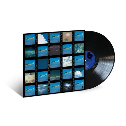 Places & Spaces by Donald Byrd - lp - shop now at JazzEcho store