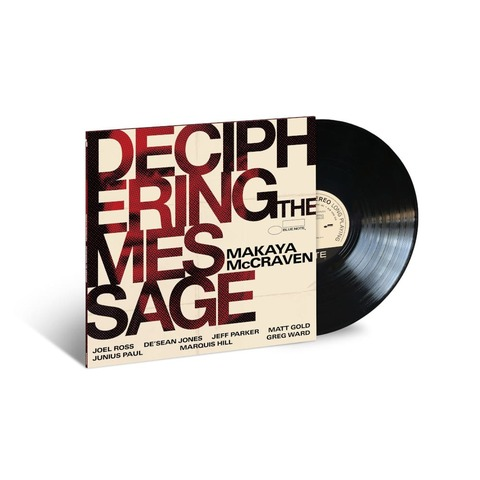 Deciphering The Message by Makaya McCraven - lp - shop now at JazzEcho store