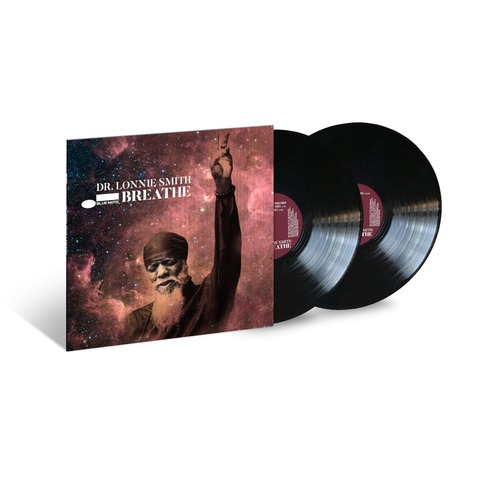 Breathe by Dr. Lonnie Smith - 2LP - shop now at JazzEcho store