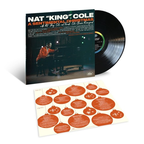 A Sentimental Christmas With Nat King Cole von Nat King Cole - LP jetzt im JazzEcho Store