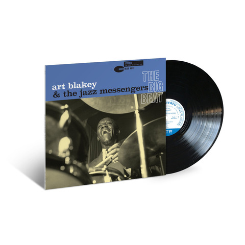 The Big Beat by Art Blakey & The Jazz Messengers - lp - shop now at JazzEcho store