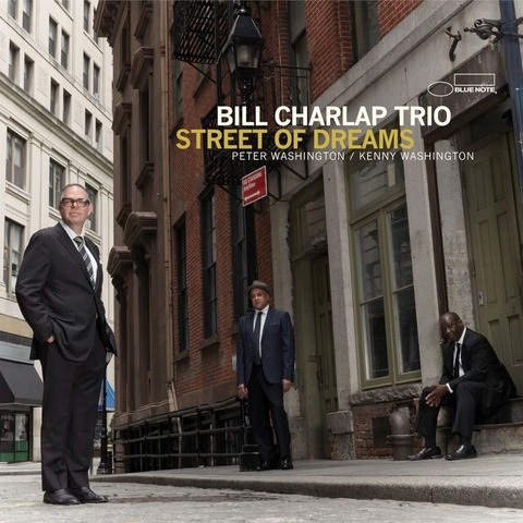 Street Of Dreams by Bill Charlap - lp - shop now at JazzEcho store