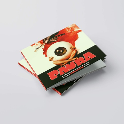 Paura - A Collection Of Italian Horror Sounds by Various Artists - CD - shop now at JazzEcho store