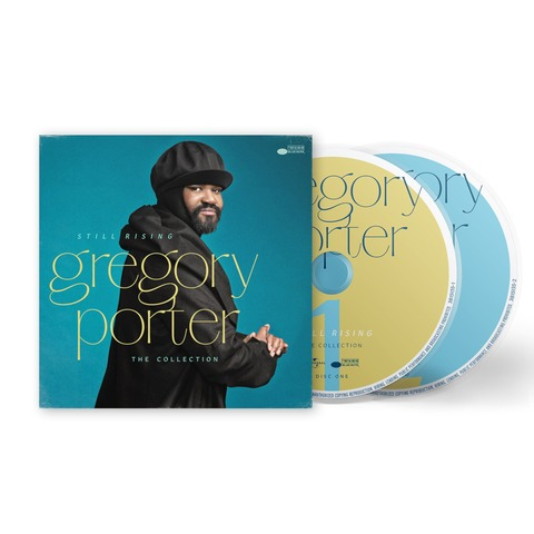Still Rising - The Collection by Gregory Porter - 2CD Digipack - shop now at JazzEcho store