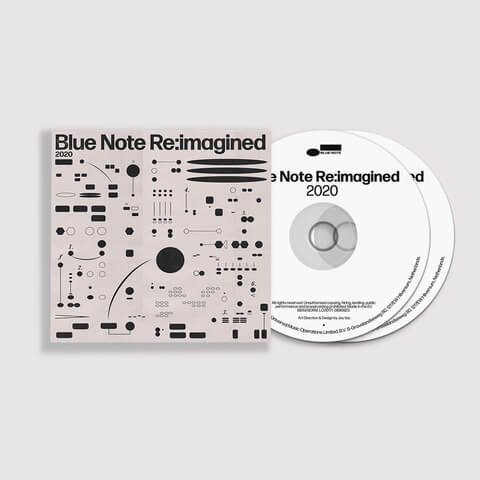 √Blue Note Re:imagined von Blue Note Re:imagined - CD jetzt im JazzEcho Shop