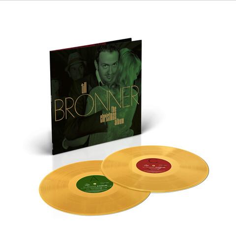 √The Christmas Album (Ltd. Gold 2LP) von Till Brönner - 2LP jetzt im JazzEcho Shop