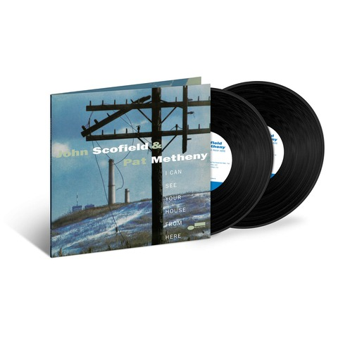I Can See Your House From Here (Tone Poet Vinyl) von John Scofield & Pat Metheny - LP jetzt im JazzEcho Shop