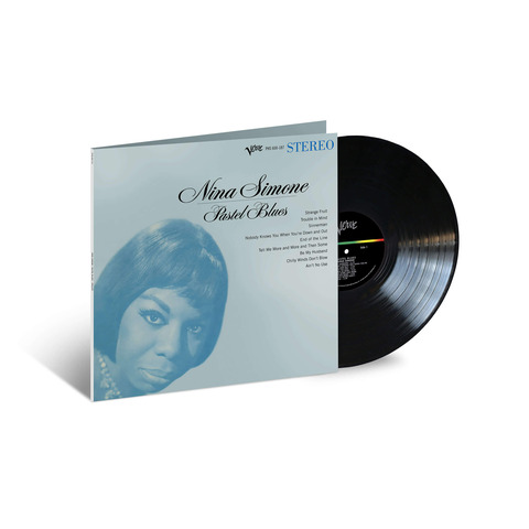 Pastel Blues (Acoustic Sounds) von Nina Simone - LP jetzt im JazzEcho Shop