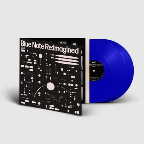 Blue Note Re:imagined (Ltd. Coloured LP) von Blue Note Re:imagined - LP jetzt im JazzEcho Shop