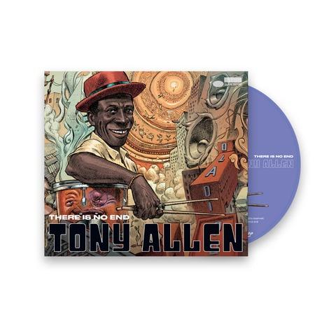 √There Is No End (CD) von Tony Allen - cd jetzt im JazzEcho Shop