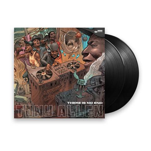 √There Is No End (2LP) von Tony Allen - 2LP jetzt im JazzEcho Shop