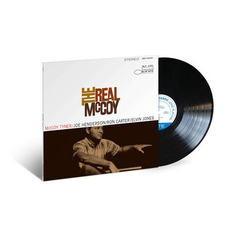 The Real McCoy von McCoy Tyner - LP jetzt im JazzEcho Shop