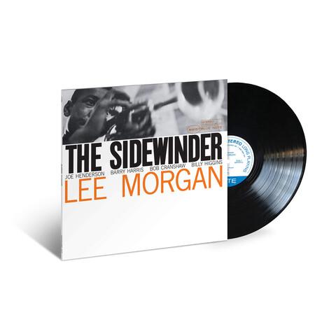 √The Sidewinder von Lee Morgan - LP jetzt im JazzEcho Shop