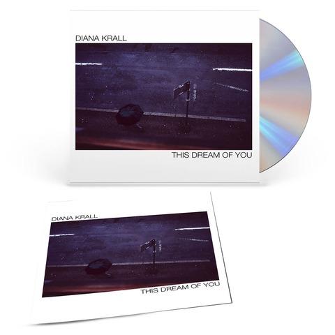 √This Dream of You von Diana Krall - CD jetzt im JazzEcho Shop