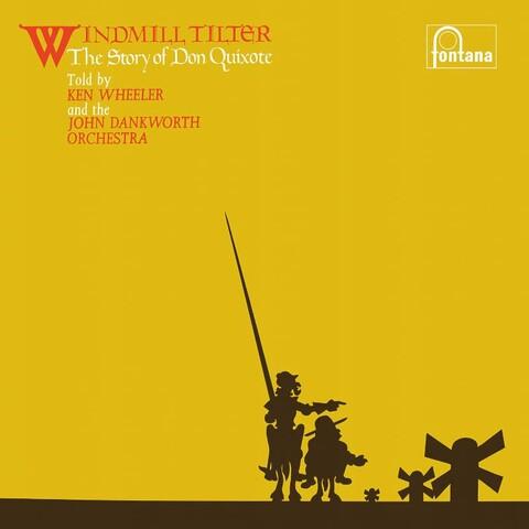 √Windmill Tilter (The Story Of Don Quixote) von Kenny Wheeler & The John Dankworth Orchestra - lp jetzt im JazzEcho Shop