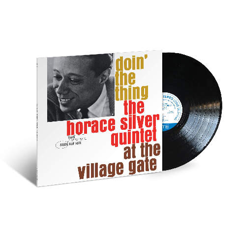 √Doin' The Thing (At The Village Gate) von Horace Silver Quintet - 1LP jetzt im JazzEcho Shop