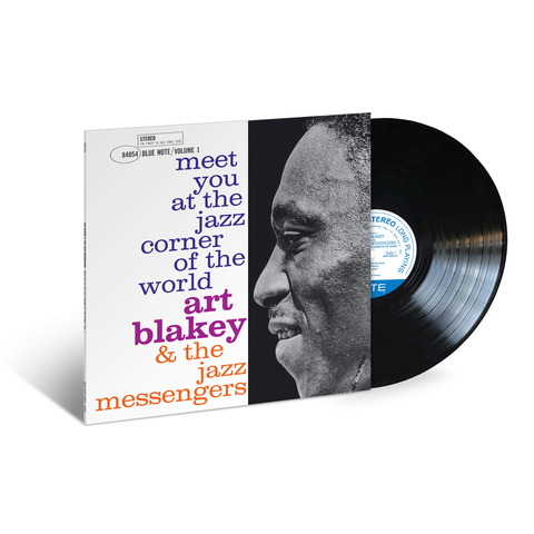 √Meet You At Jazz Corner Of The World Vol. 1 von Art Blakey -  jetzt im JazzEcho Shop