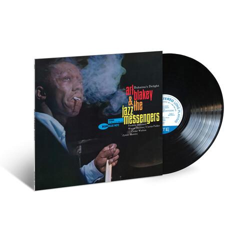 √Buhaina's Delight von Art Blakey & The Jazz Messengers - 1LP jetzt im JazzEcho Shop