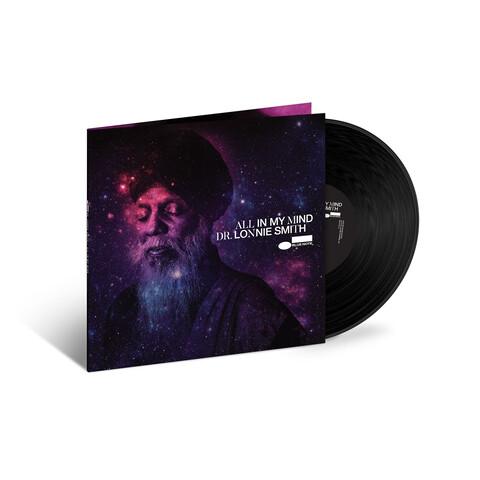 √All In My Mind (Tone Poet Vinyl) von Dr. Lonnie Smith -  jetzt im JazzEcho Shop