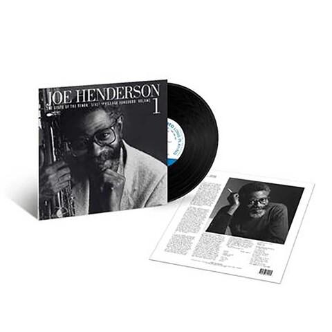 State Of The Tenor Vol.1 (Tone Poet Vinyl) von Joe Henderson - LP jetzt im JazzEcho Shop