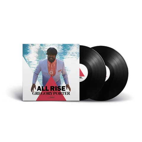 √All Rise (2LP) von Gregory Porter - 2LP jetzt im JazzEcho Shop