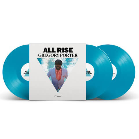 √All Rise (Ltd. Coloured 3LP) von Gregory Porter -  jetzt im JazzEcho Shop