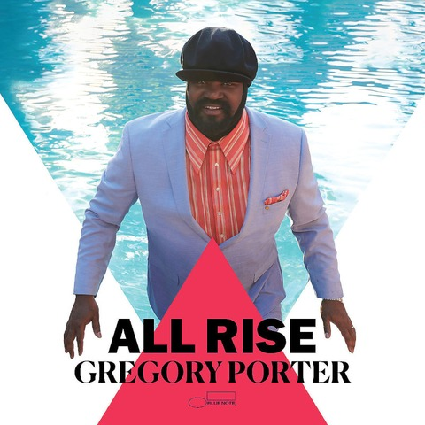 All Rise (Limited Red 2LP) by Gregory Porter - 2LP - shop now at JazzEcho store