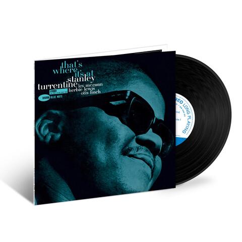 That's Were It's At (Tone Poet Vinyl) von Stanley Turrentine - LP jetzt im JazzEcho Shop