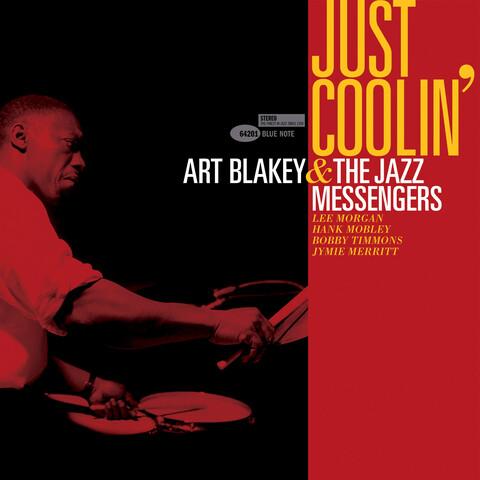 Just Coolin' (Vinyl) von Art Blakey - LP jetzt im JazzEcho Shop