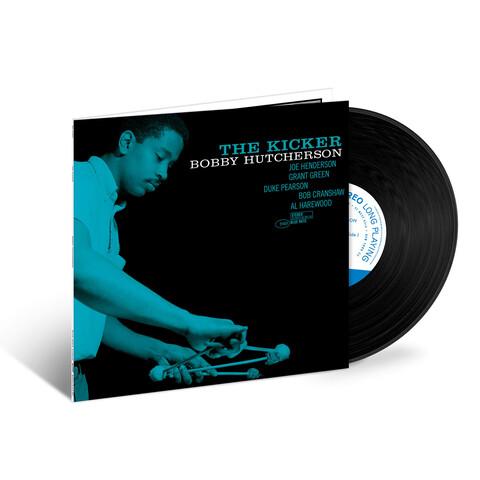 The Kicker (Tone Poet Vinyl) von Bobby Hutcherson - LP jetzt im JazzEcho Shop