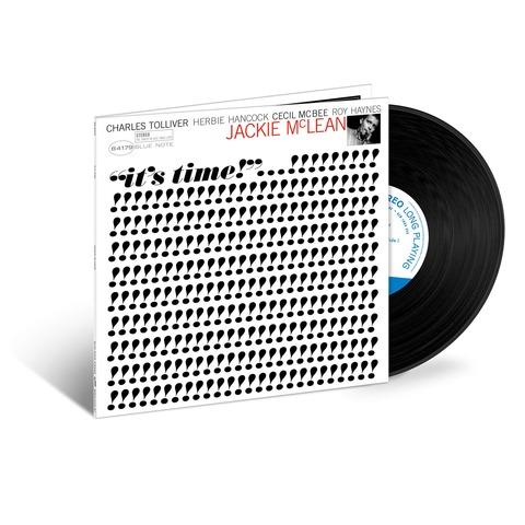 √It's Time (Tone Poet Vinyl) von Jackie McLean - LP jetzt im JazzEcho Shop