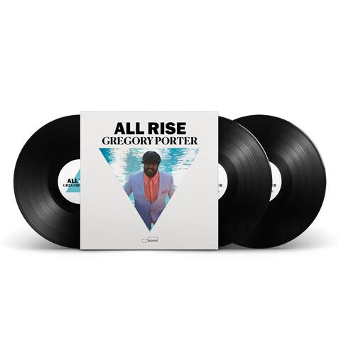 √All Rise (Ltd. 3LP Audiophile) von Gregory Porter - 3LP jetzt im JazzEcho Shop